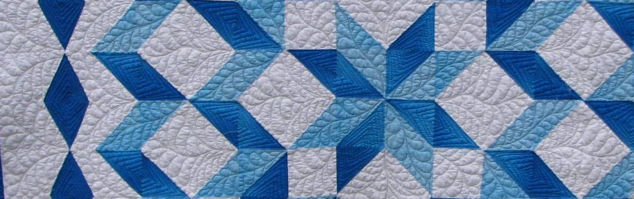 Snowflake Star Quilt